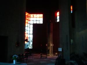 Mariendom, inside